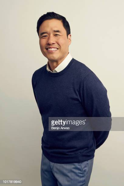 Randall Park of ABC's 'Fresh Off the Boat' poses for a portrait during the 2018 Summer Television Critics Association Press Tour at The Beverly...