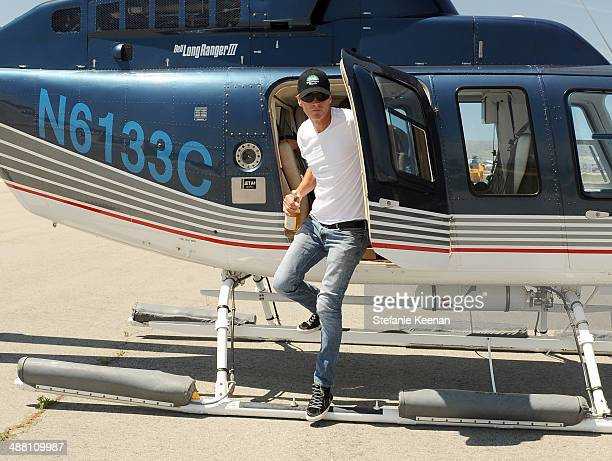 Rande Gerber attends The Horsemen Flight Team Event Hosted By Dan Friedkin And Lauren Sanchez Whitesell sponsored by Casamigos Tequila and Caliche...