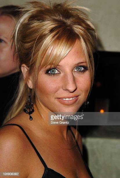 Randi Coy during 2004 Fox Broadcasting Network Prime Time Lineup Party Arrivals at Dolce Restaurant in Los Angeles California United States