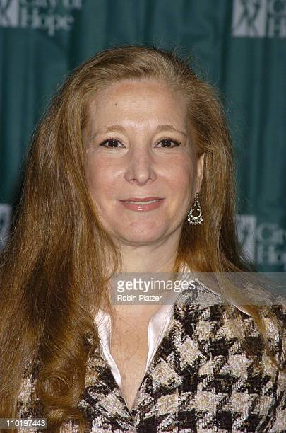 Randi Rahm during Cindy Crawford Honored as City of Hope's Woman of The Year at the 2004 Spirit of Life Luncheon at The WaldorfAstoria in New York...