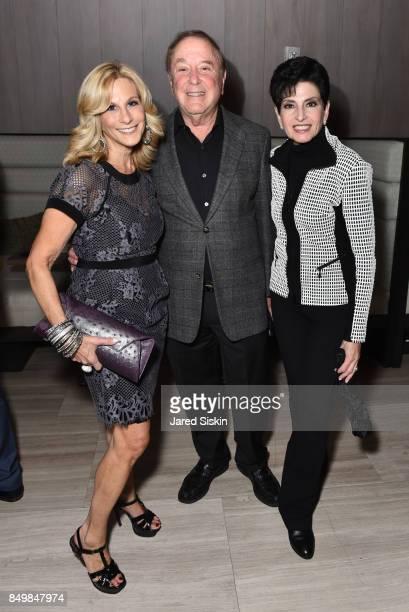 Randi Schatz, Allan Lazare and Arlene Lazare attend AVENUE and the ME Miami Hotel Celebrate Patricia Duff at Innside New York NoMad on September 19,...