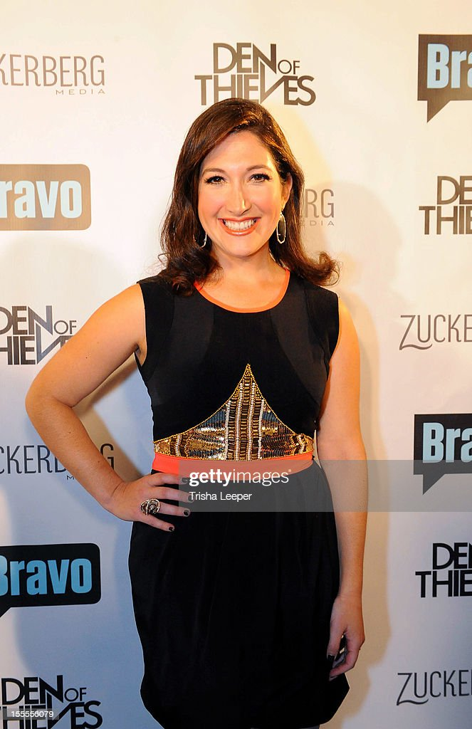 Randi Zuckerberg attends Bravo's 'Start-Ups: Silicon Valley' Premiere Party at RF-80 on November 4, 2012 in San Francisco, California.