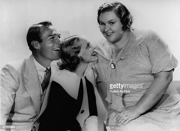 Randolph Scott Kate Smith Sally Blane Jerry Tucker George Barbier star in the film 'Hello Everybody' directed by William A Seiter for Paramount