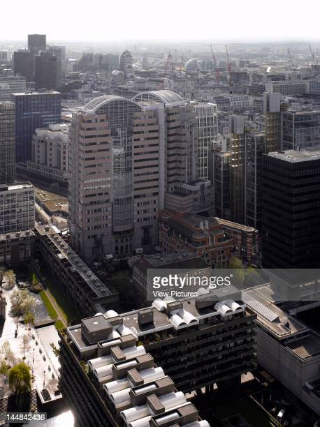 Random Commercial Property PortfolioUnited States, Architect: Na London High Level Skyline View From Barbican Centre-2009-View Towards Alban Gate