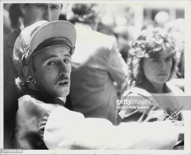 Randwick Race 1Jockey Jim Cassidy December 28 1985