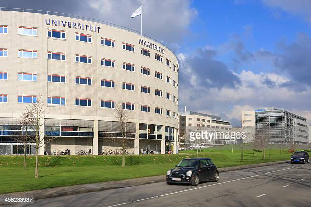 Randwyck Campus buildings of Maastricht University, the Netherlands