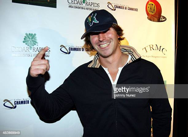 Randy Barry during 6th Annual Tribeca Film Festival The Final Season After Party at The Safe Harbor Loft in New York New York United States