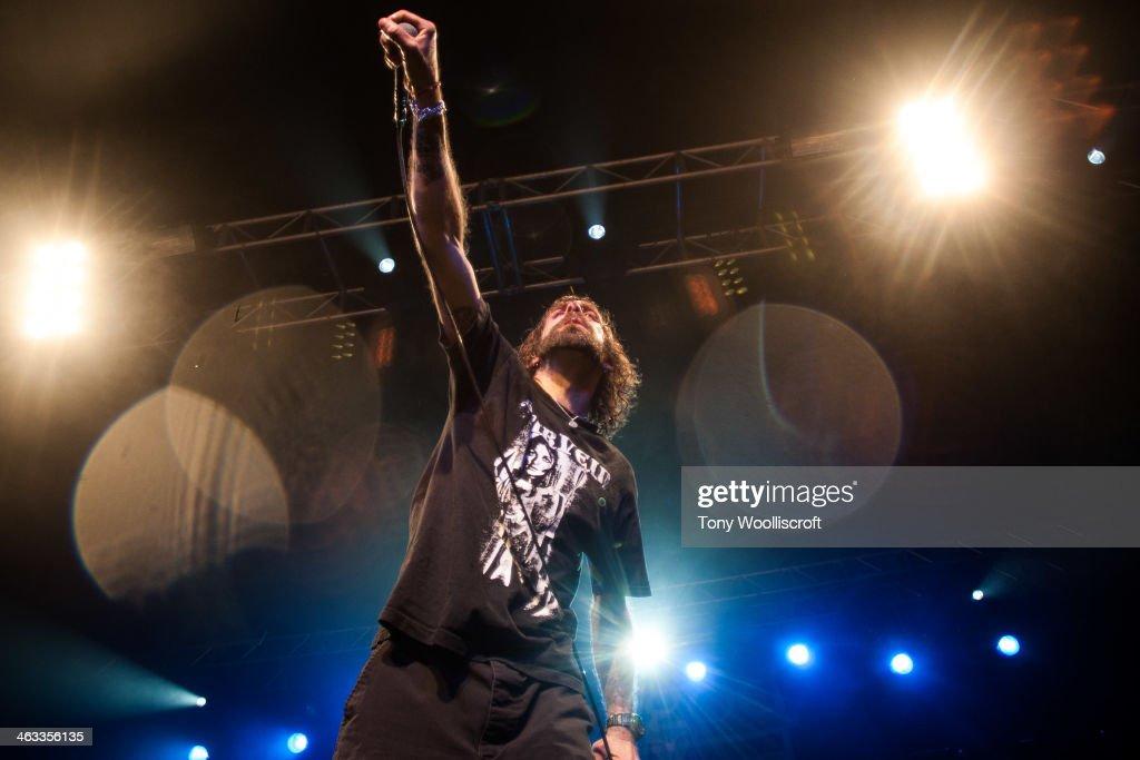 Lamb Of God Perform At The 02 Academy Birmingham