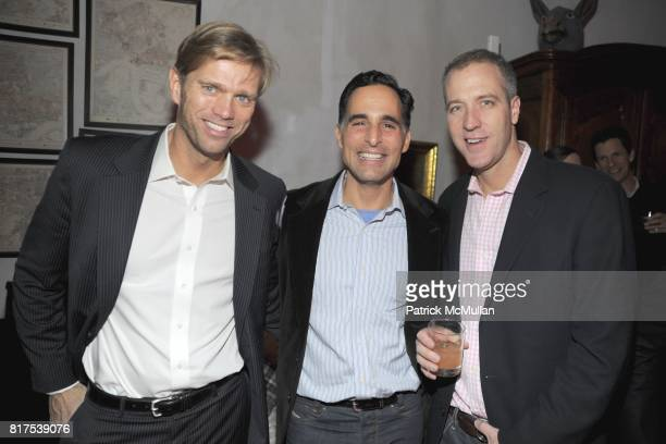 Randy Florke and attend ANDREW FRY and BRONSON VAN WYCK Host a Seven Swans A Swimming Holiday Party at Private Residence on December 18 2010 in New...