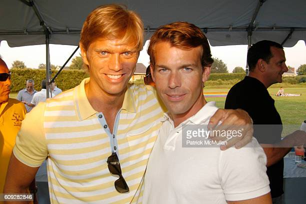 Randy Florke and Matt Moneypenny attend The Empire State Pride Agenda Hosts the 15th Annual Hamptons Tea Dance at The Diamond Ranch on July 14 2007