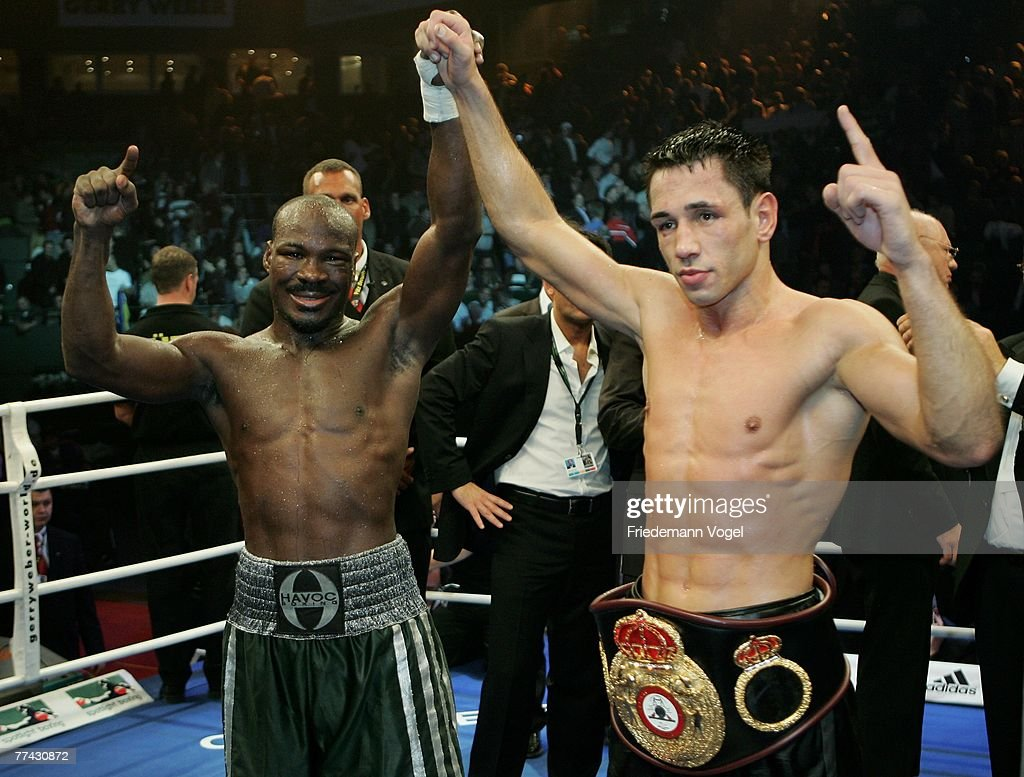 Felix Sturm v Randy Griffin - WBA World Championship : News Photo