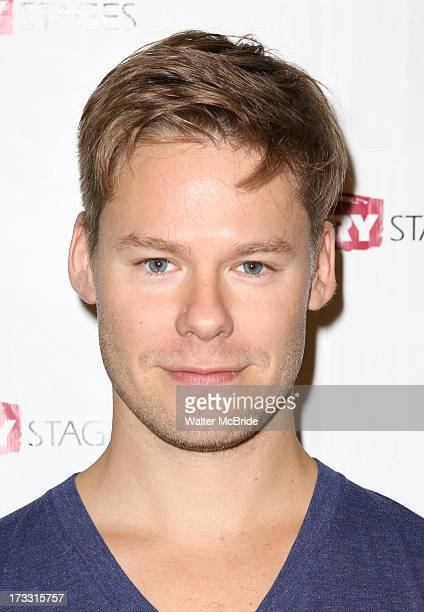 Randy Harrison attends the 'Harbor' cast photo call at Primary Stages Rehearsal Studio on July 11 2013 in New York City