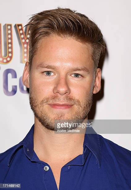 Randy Harrison attends the opening night for 'Buyer Cellar' at the Barrow Street Theatre on June 24 2013 in New York City