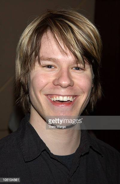 Randy Harrison during Calvin Klein Presents Private Screening of 'Confidence' at MGM Screening Room in New York City New York United States
