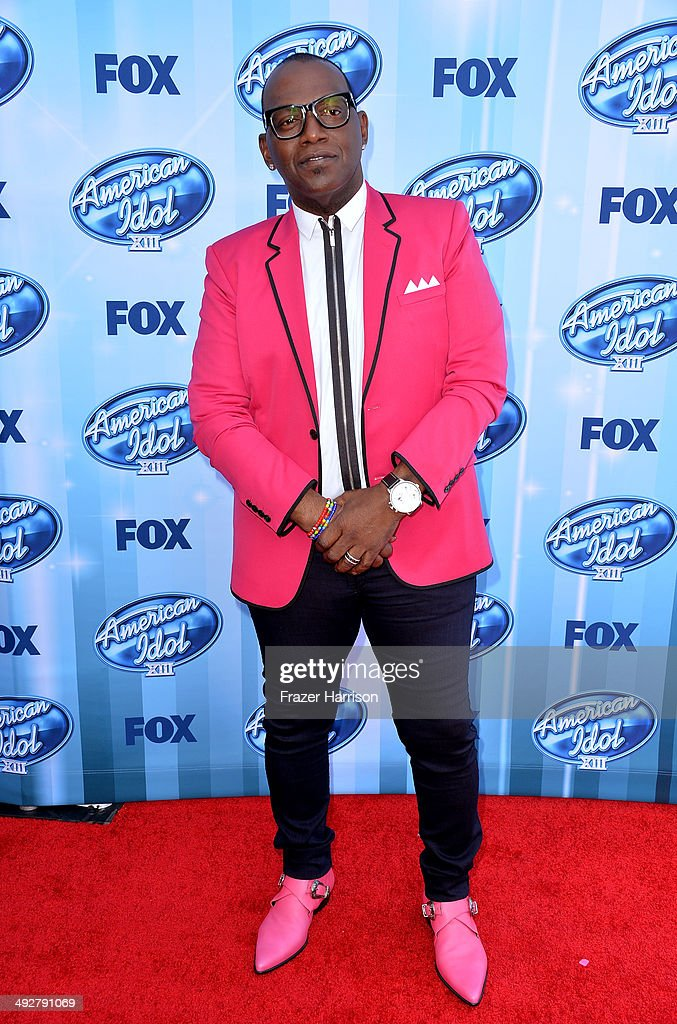 Randy Jackson attends Fox's 'American Idol' XIII Finale at Nokia Theatre L.A. Live on May 21, 2014 in Los Angeles, California.