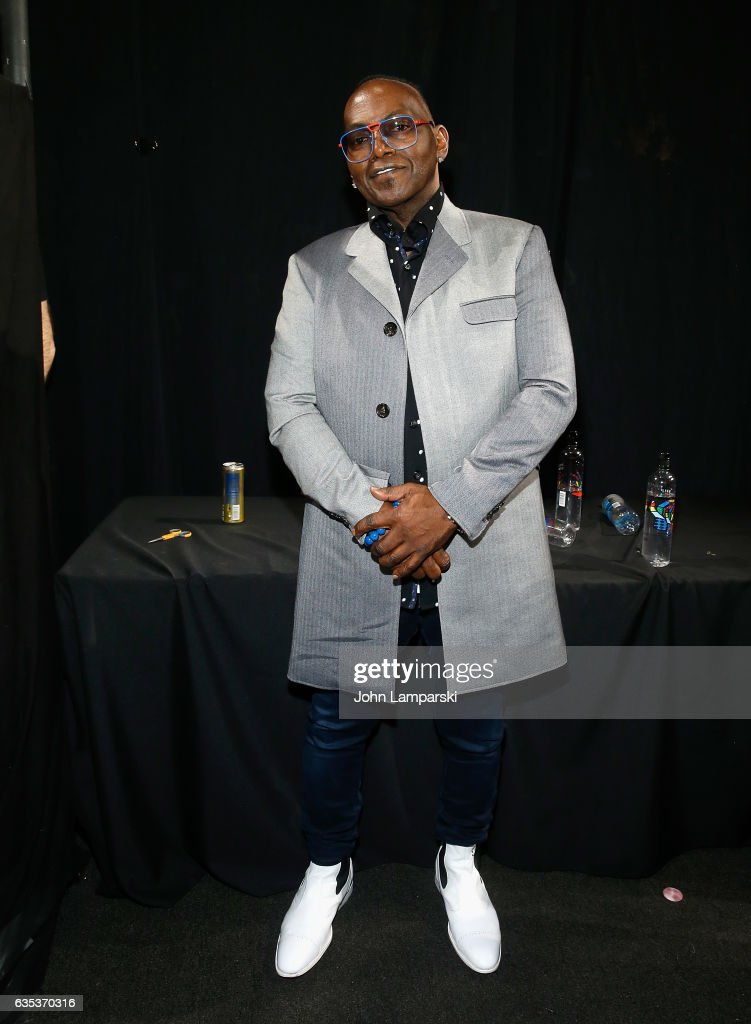 Randy Jackson attends The Blonds fashion show during February 2017 New York Fashion Week presented by MADE at Gallery 1, Skylight Clarkson Sq on February 14, 2017 in New York City.
