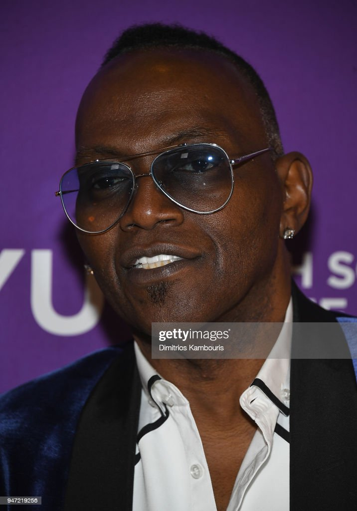Randy Jackson attends The New York University Tisch School Of The Arts 2018 Gala at Capitale on April 16, 2018 in New York City.