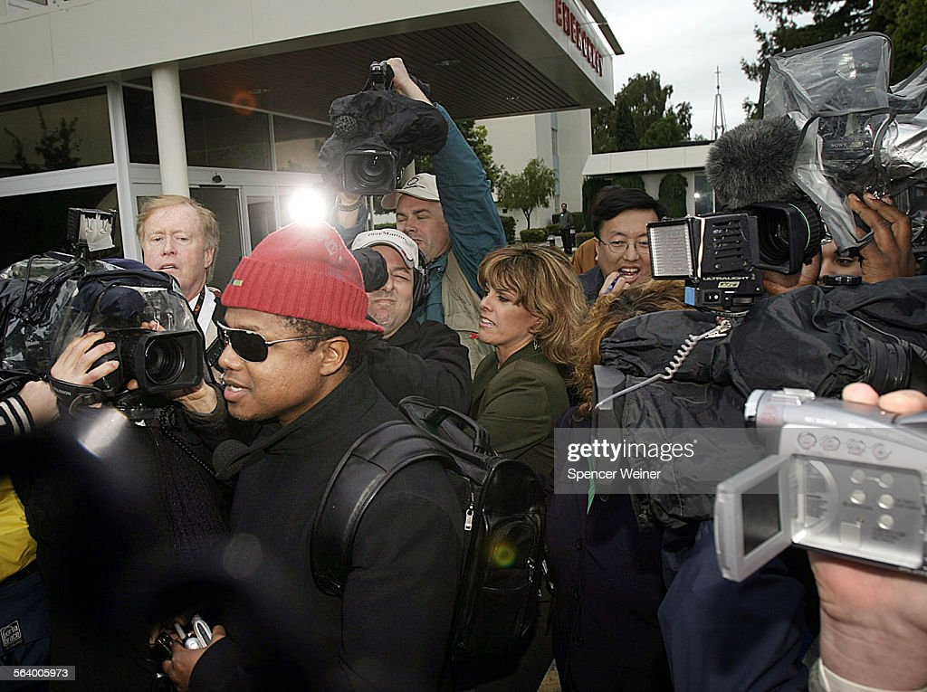 Randy Jackson, brother of Michael Jackson , arrives at the ...
