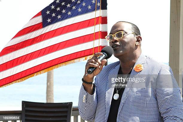 Randy Jackson celebrates Memorial Day and our Nation's Troops with a tribute performance on his American Tribute Guitar Collection premiering on HSN...