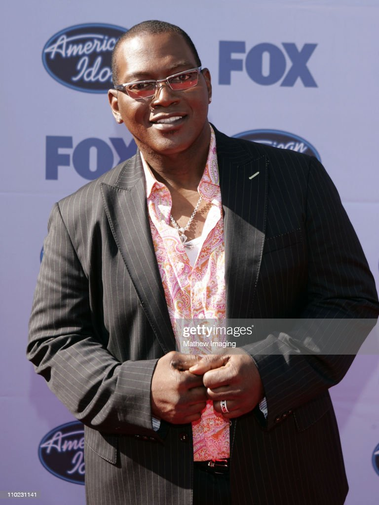 Randy Jackson during 'American Idol' Season 4 - Finale - Arrivals at The Kodak Theatre in Hollywood, California, United States.