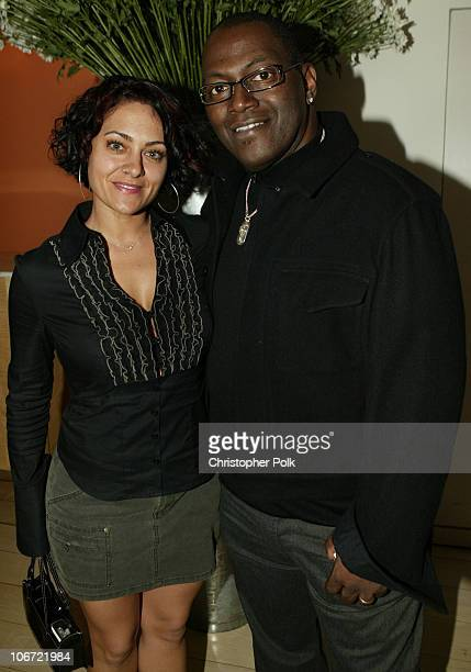 Randy Jackson during Jessica Simpson and Nick Lachey Host Sony Ericsson T610/T616 Shoot for the Stars Charity Auction for the Make-A-Wish-Foundation...