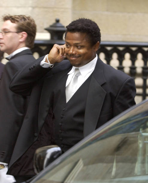 Randy Jackson During Wedding Of Liza Minnelli And David Gest At The Marble Collegiate Church In