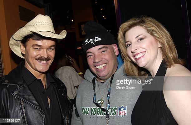 Randy Jones and Janeann Nolan of I Wanna Be Rosie with Crackhead Bob of the Wack Pack