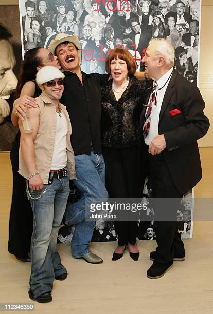 Randy Jones , Betty Galella and Ron Galella
