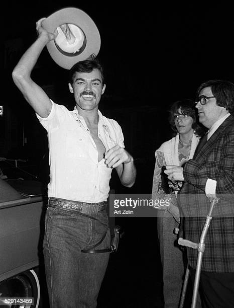 Randy Jones of the Village People circa 1970 New York