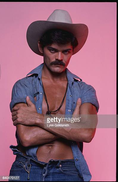 Randy Jones of the Village People