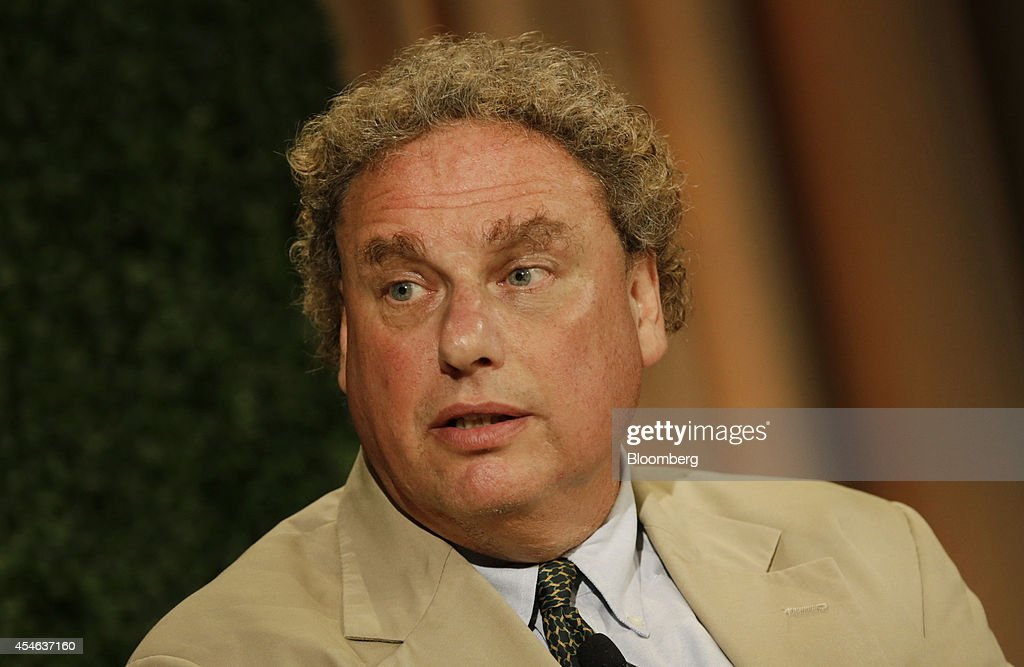 Randy Levine, president of the New York Yankees, speaks at the Bloomberg Sports Business Summit in New York, U.S., on Thursday, Sept. 4, 2014. Levine discussed the outlook for Derek Jeter following his final season, the possibility of Alex Rodriguez attending spring training next year, and the team's luxury tax payment. Photographer: Peter Foley/Bloomberg via Getty Images