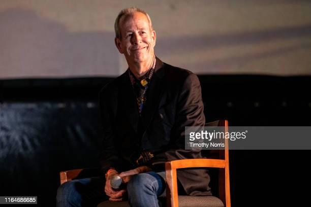 Randy Lewis speaks during Special Sneak Peek of Ken Burns' PBS documentary series Country Music at Autry Museum of the American West on July 27 2019...