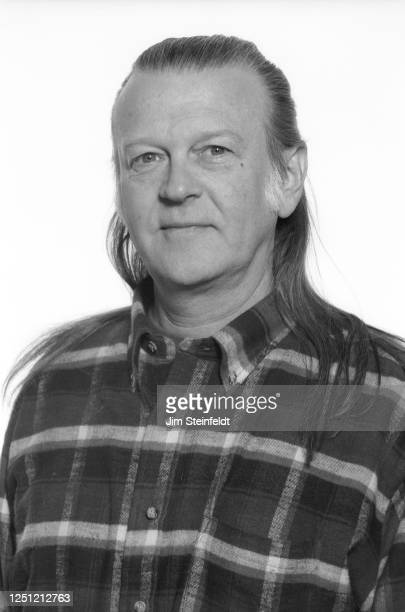 Randy Meisner bassist for The Eagles poses for a portrait at the Hyatt Regency in Westlake, California on April 5, 1997.