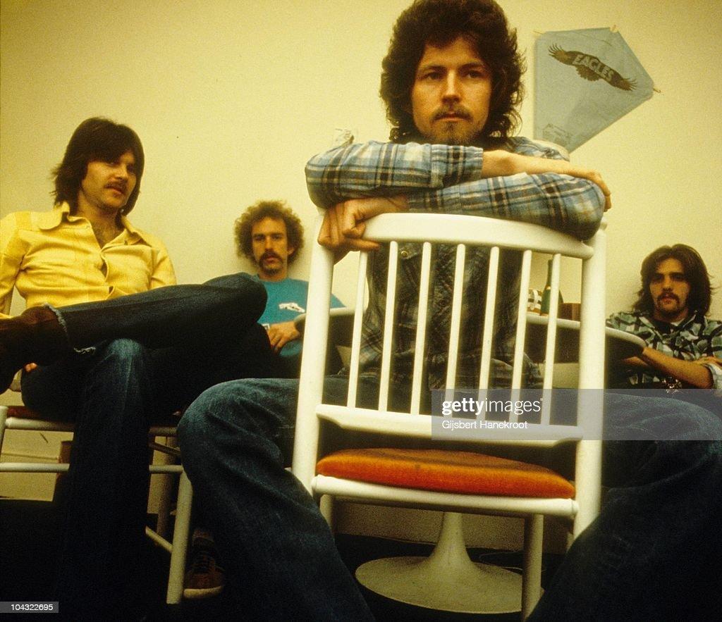 The Eagles : News Photo