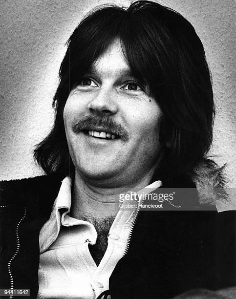 Randy Meisner of The Eagles being interviewed in London in 1973.