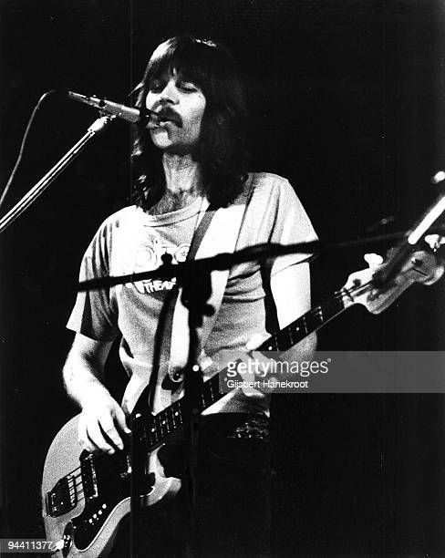 Randy Meisner of The Eagles performs on stage c 1974 in United States.