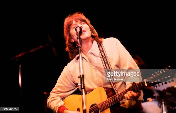 Randy Meisner performing at the Park West in Chicago Illinois March 6 1981