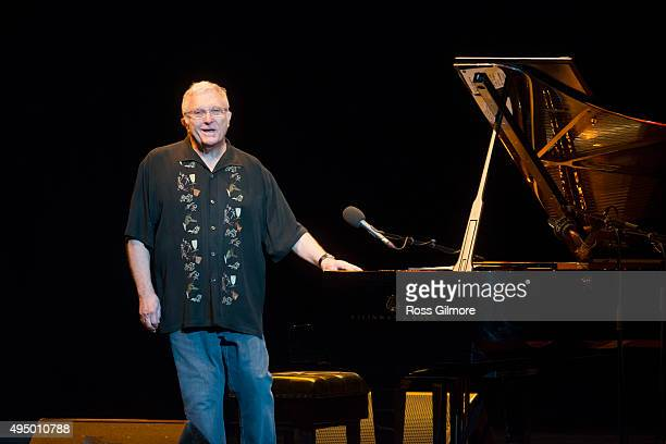Randy Newman at Glasgow Royal Concert Hall on October 30 2015 in Glasgow Scotland