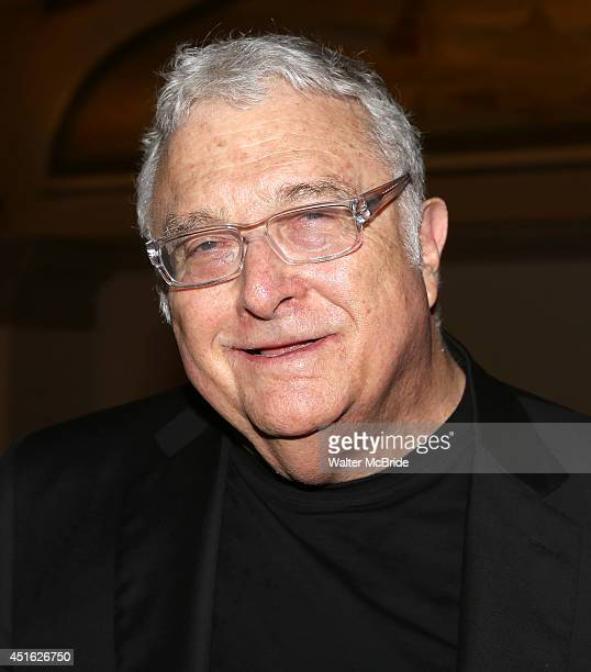 Randy Newman attends the after performance party for the New York City Center Encores OffCenter production of 'Randy Newman's FAUST The Concert' at...