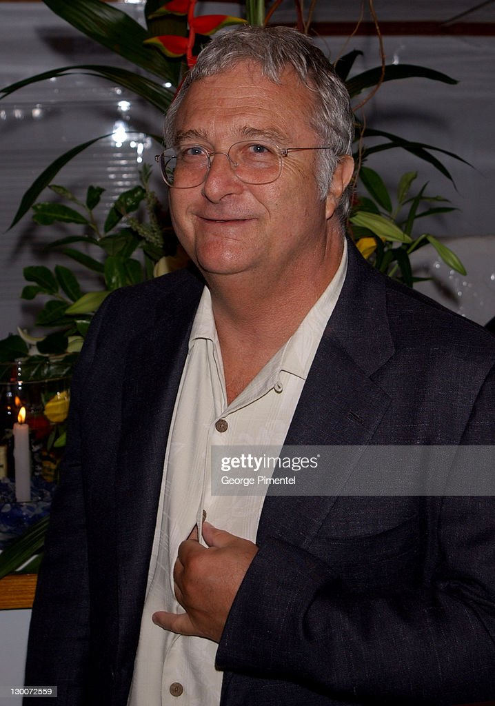 Randy Newman during Cannes 2002 - Anheuser Busch and Hollywood Reporter Dinner with Randy Newman in Cannes, France.