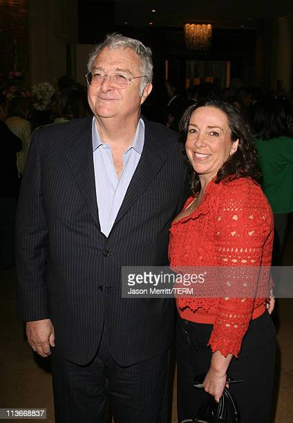 """Randy Newman nominee Best Music for """"Our Town"""" from """"Cars"""" and wife Gretchen Preece"""