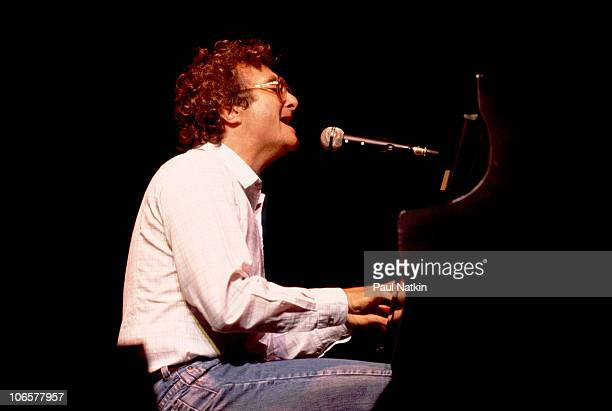 Randy Newman on 8/3/84 in Chicago Il