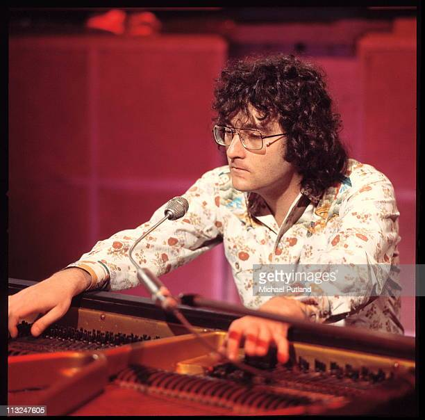 Randy Newman performs on BBC TV's 'Old Grey Whistle Test' music show London March 1972