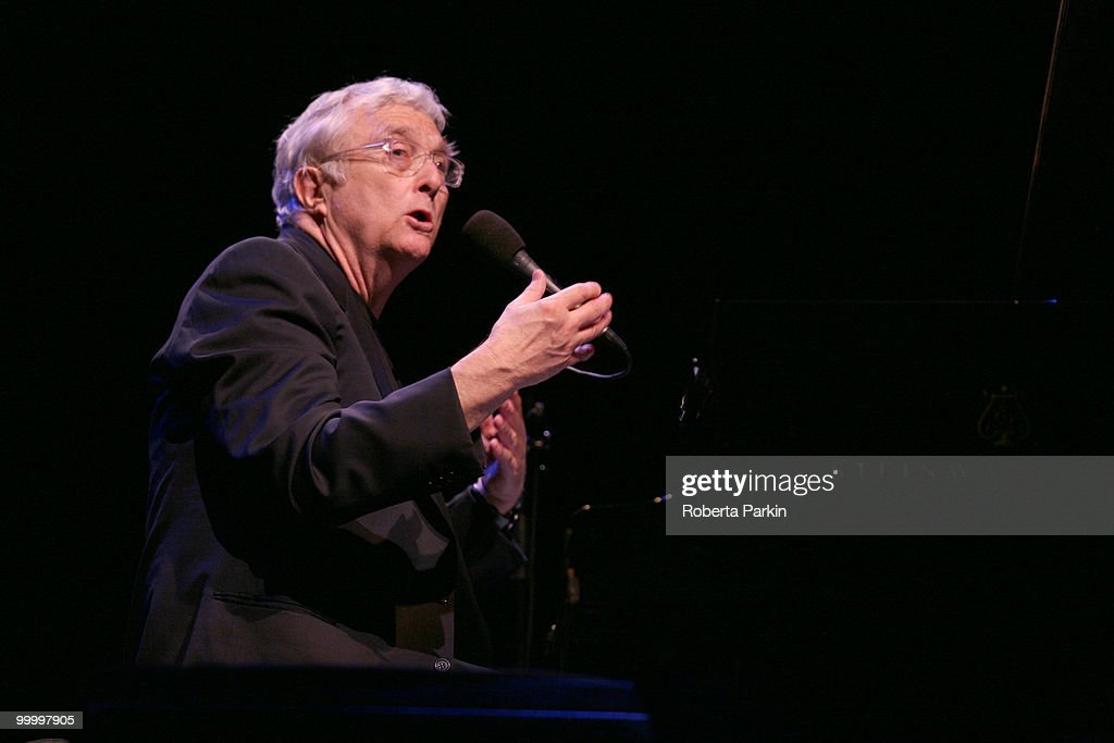 Randy Newman performs on stage at the Royal Festival Hall on May 19, 2010 in London, England.