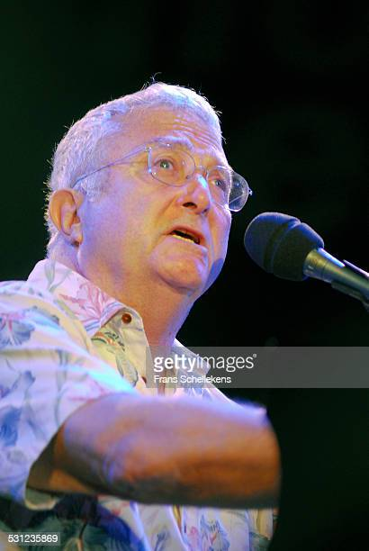 Randy Newman, vocals and piano, performs at the North Sea Jazz Festival in Ahoy on July 14th 2006 in Rotterdam, Netherlands.