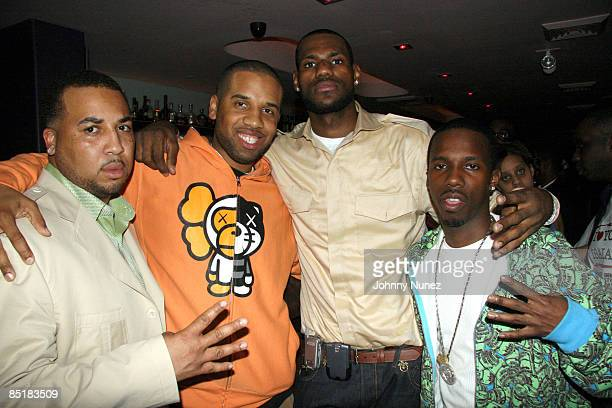 Randy of Four Horsemen Maverick LeBron James and Rich Paul