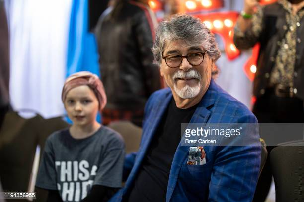 Randy Owen of Alabama attends the Country Cares for St Jude Kids Seminar at The Peabody on January 17 2020 in Memphis Tennessee