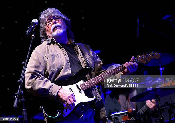 Randy Owen of Alabama performs onstage at the rehearsals for One More For The Fans Celebrating the Songs Music of Lynyrd Skynyrd at The Fox Theatre...