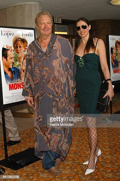 Randy Quaid and Evi Quaid attend MonsterInLaw Los Angeles Premiere at Mann National Theatre on April 29 2005 in Los Angeles California