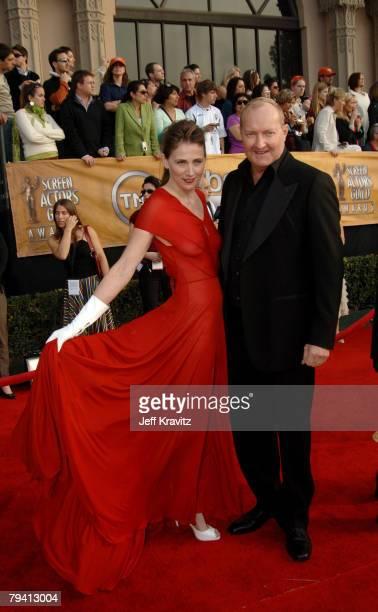Randy Quaid and Evi Quaid